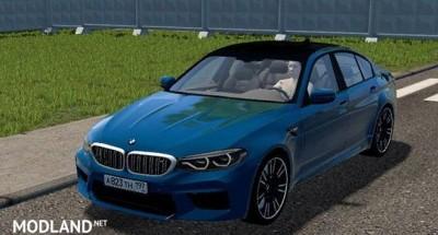 BMW M5 F90 [1.5.9]